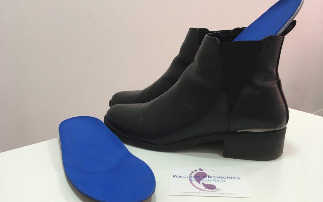 Podología En Getafe Zapatos Y Biomecánica Plantillas Para Agg L5R4Aj3